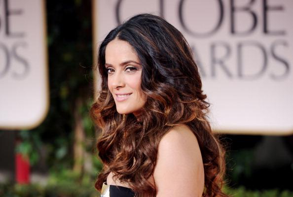 Curly Hair「69th Annual Golden Globe Awards - Arrivals」:写真・画像(11)[壁紙.com]