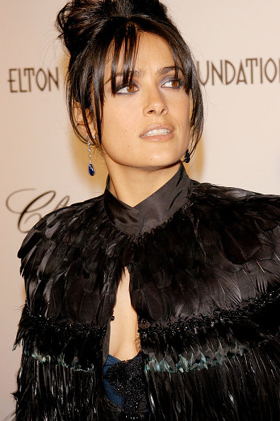 Blue Eyeshadow「13th Annual Elton John Aids Foundation Academy Awards Viewing Party - Arrivals」:写真・画像(17)[壁紙.com]