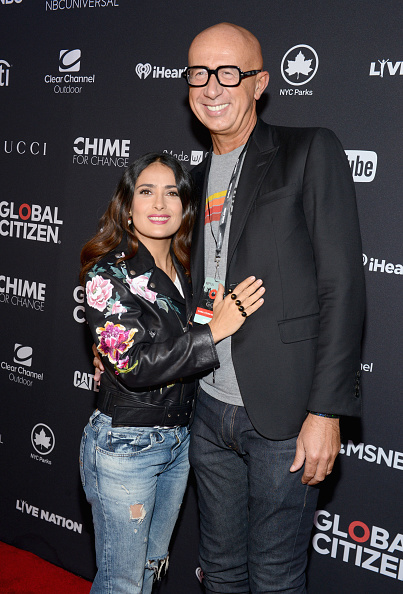 Global「2016 Global Citizen Festival In Central Park To End Extreme Poverty By 2030 - VIP Lounge」:写真・画像(15)[壁紙.com]