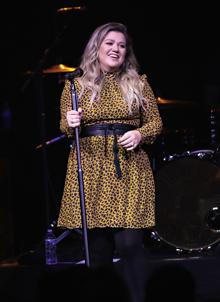 SIRIUS XM Radio「Kelly Clarkson Performs For SiriusXM At Gramercy Theatre」:写真・画像(17)[壁紙.com]