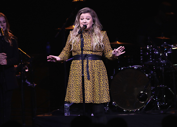SIRIUS XM Radio「Kelly Clarkson Performs For SiriusXM At Gramercy Theatre」:写真・画像(18)[壁紙.com]