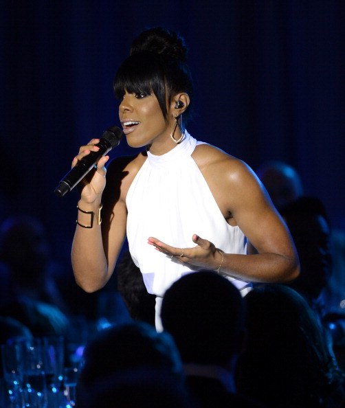 Bangs「Dinner And Show - 24th Annual GLAAD Media Awards」:写真・画像(8)[壁紙.com]