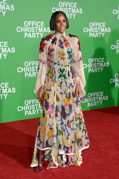 "Film Premiere「Premiere Of Paramount Pictures' ""Office Christmas Party"" - Arrivals」:写真・画像(12)[壁紙.com]"