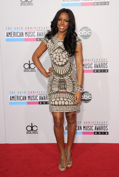 Silver Shoe「The 40th American Music Awards - Arrivals」:写真・画像(1)[壁紙.com]