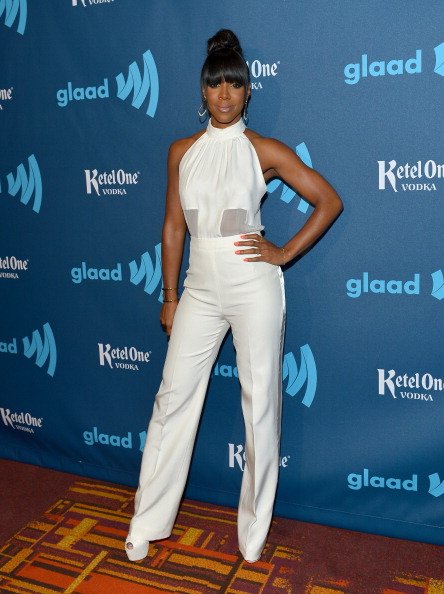 Chiffon「Ketel One Hosts The VIP Red Carpet Suite At The 24th Annual GLAAD Media Awards」:写真・画像(16)[壁紙.com]