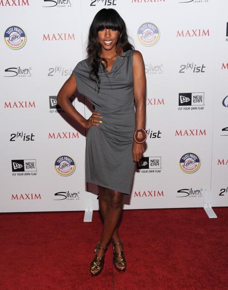 Asymmetric Dress「2011 Maxim Hot 100 Party - Arrivals」:写真・画像(9)[壁紙.com]