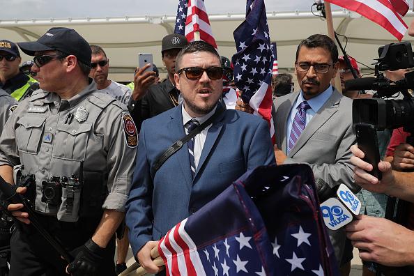 "Washington DC「Alt Right Holds ""Unite The Right"" Rally In Washington, Drawing Counterprotestors」:写真・画像(11)[壁紙.com]"