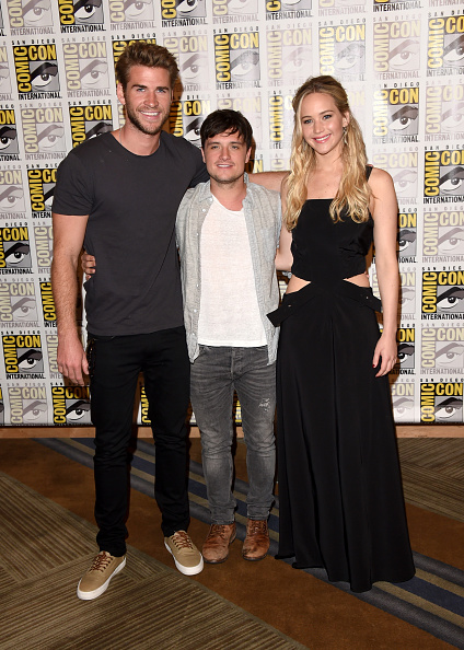 Three People「Comic-Con International 2015 - Lionsgate Press Room」:写真・画像(17)[壁紙.com]