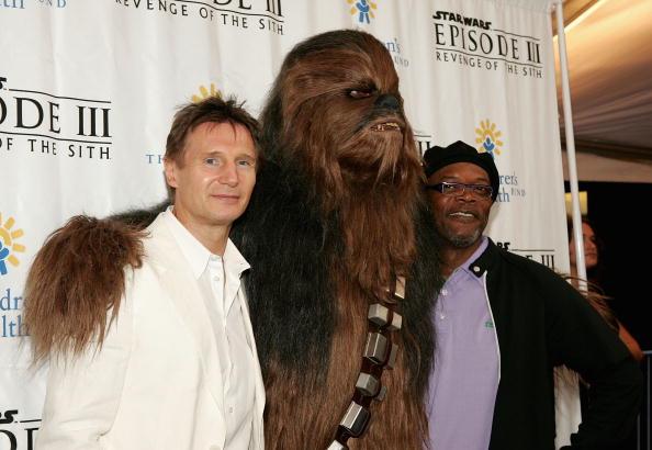 "Star Wars Series「Premiere Of ""Star Wars: Episode III Revenge Of The Sith""」:写真・画像(9)[壁紙.com]"