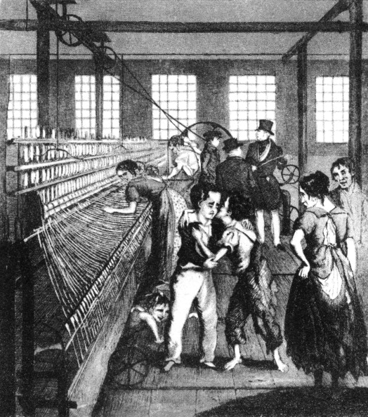 1850-1859「Children at work in a factory, 1840」:写真・画像(18)[壁紙.com]