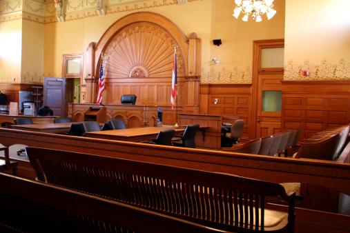 Courtroom「American Courtroom 3」:スマホ壁紙(16)