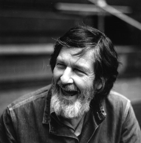 Erich Auerbach「John Cage」:写真・画像(6)[壁紙.com]