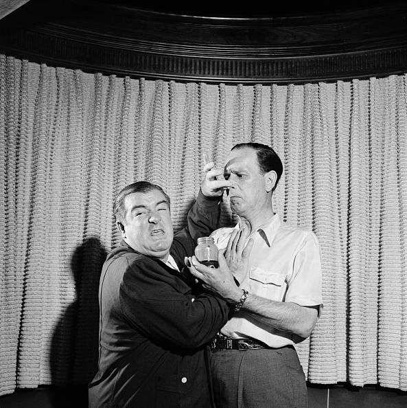 Two People「Abbott And Costello」:写真・画像(3)[壁紙.com]