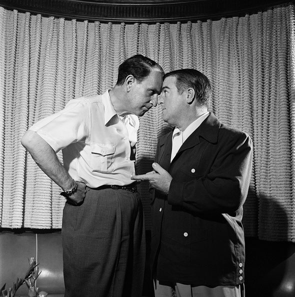 Two People「Abbott And Costello」:写真・画像(15)[壁紙.com]