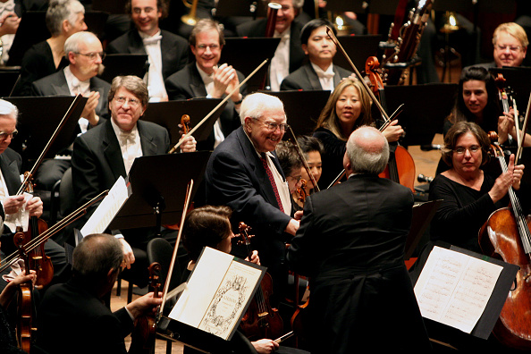 Classical Musician「Elliott Carter And Orchestra」:写真・画像(11)[壁紙.com]