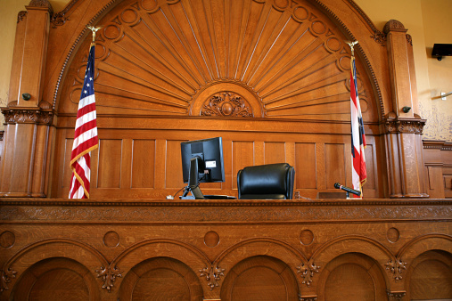 Legal System「American Courtroom」:スマホ壁紙(6)