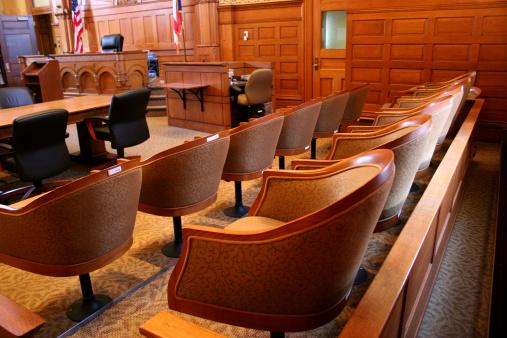 Justice - Concept「American Courtroom」:スマホ壁紙(17)