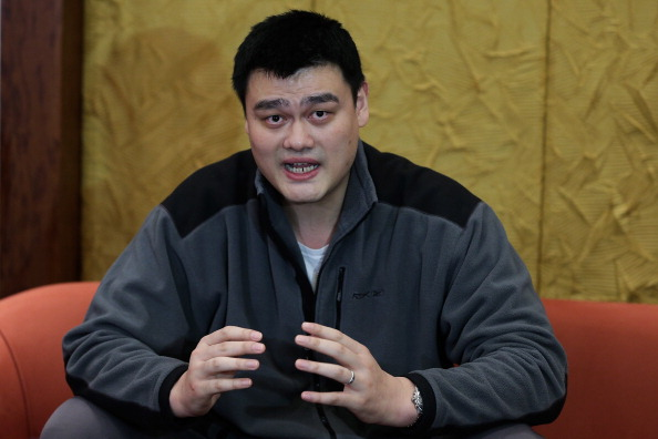 Yao Ming「China's National People's Congress - Day 2」:写真・画像(17)[壁紙.com]