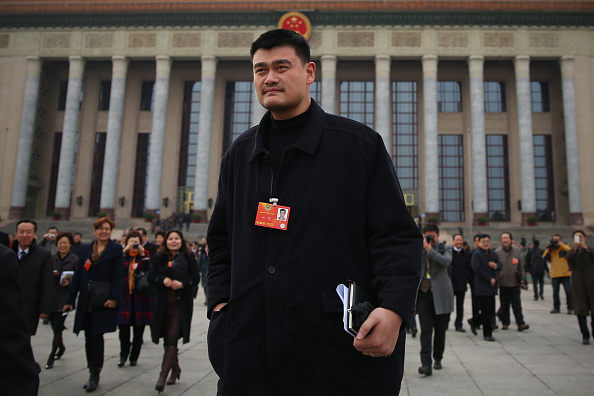 Yao Ming「The Chinese People's Political And Consultative Conference - Preview」:写真・画像(10)[壁紙.com]