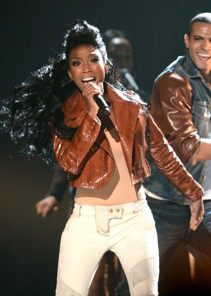 Pompadour「2012 BET Awards - Show」:写真・画像(14)[壁紙.com]