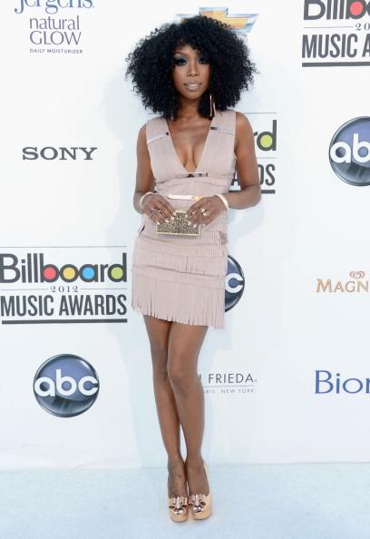 Metallic Shoe「2012 Billboard Music Awards - Arrivals」:写真・画像(8)[壁紙.com]