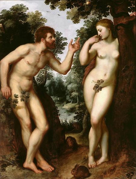 Painted Image「Adam And Eve」:写真・画像(18)[壁紙.com]