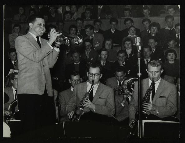 Effort「The Stan Kenton Orchestra in concert, 1956. .」:写真・画像(4)[壁紙.com]