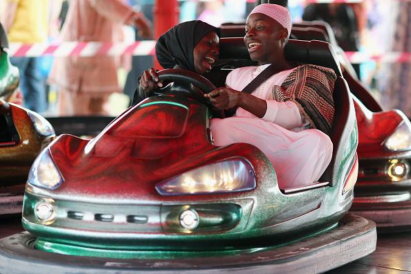 Celebration「Muslims Celebrate The Festival Of Eid In London」:写真・画像(11)[壁紙.com]