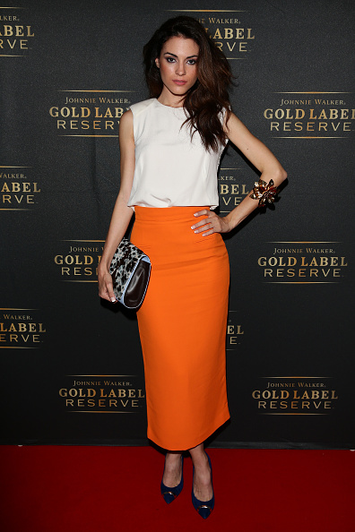 Wavy Hair「Johnnie Walker Gold Label Reserve And Rankin Launch Search For A New Generation Of Rising Stars At Vanity Fair Party In Venice」:写真・画像(2)[壁紙.com]