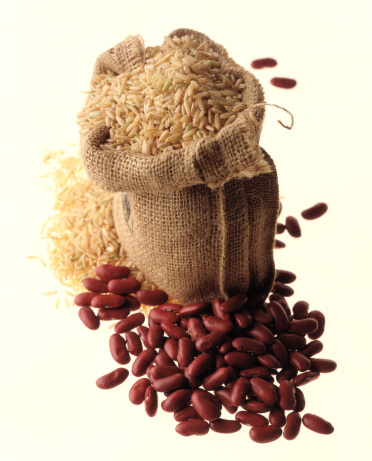 Brown Rice「Kidney beans and brown rice」:スマホ壁紙(9)