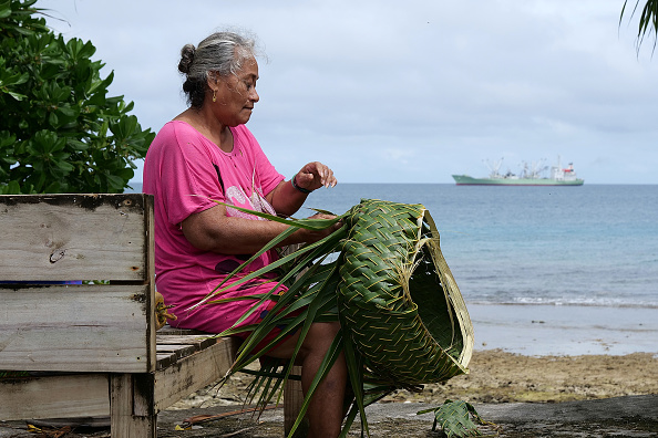 Pacific Islands「Life In Tuvalu - Pacific Island Striving To Mitigate Climate Change Effects」:写真・画像(4)[壁紙.com]