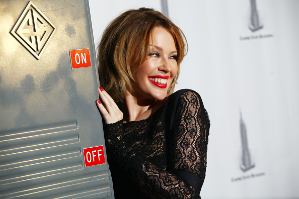 Empire State Building「Kylie Minogue Lights The Empire State Building To Honor Coty-DKMS」:写真・画像(7)[壁紙.com]