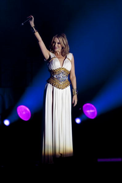 Human Arm「Kylie Minogue Performs At Gay Parade 2010 in Madrid」:写真・画像(3)[壁紙.com]