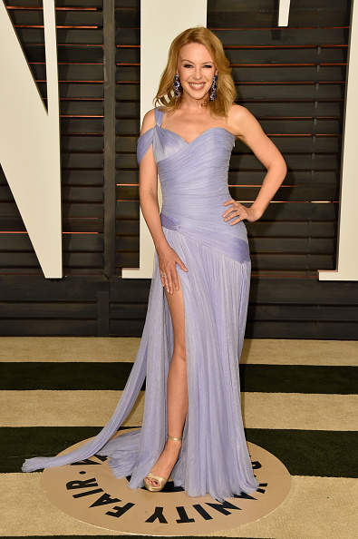 Kylie Minogue「2015 Vanity Fair Oscar Party Hosted By Graydon Carter - Arrivals」:写真・画像(5)[壁紙.com]