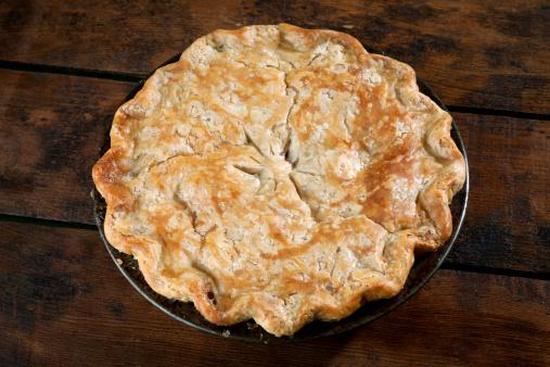 Turkey - Bird「Chicken Meat Pot Pie」:スマホ壁紙(14)
