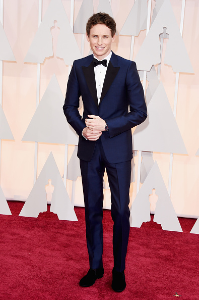Navy Blue「87th Annual Academy Awards - Arrivals」:写真・画像(11)[壁紙.com]