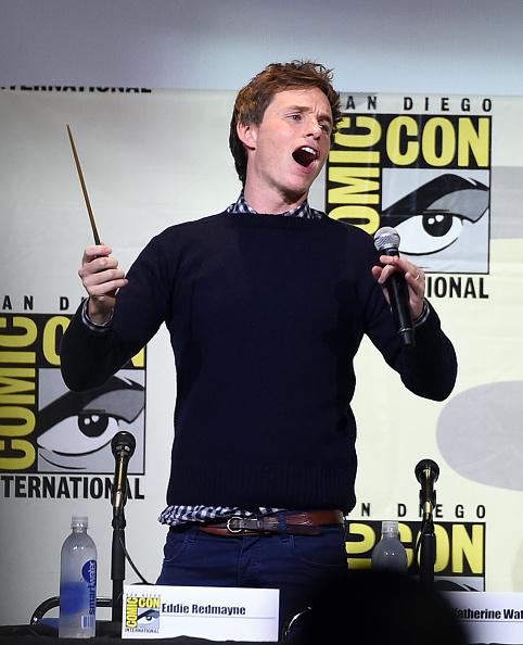 コミコン「Comic-Con International 2016 - Warner Bros. Presentation」:写真・画像(16)[壁紙.com]