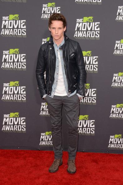 Fully Unbuttoned「2013 MTV Movie Awards - Arrivals」:写真・画像(15)[壁紙.com]