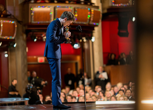 Speech「87th Annual Academy Awards - Backstage And Audience」:写真・画像(17)[壁紙.com]