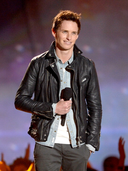 Leather Jacket「2013 MTV Movie Awards - Show」:写真・画像(8)[壁紙.com]