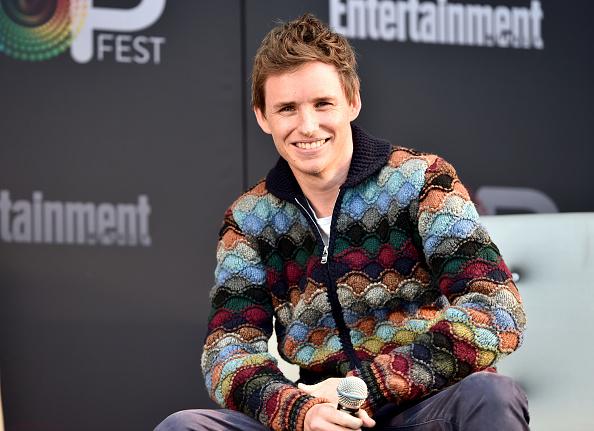 Eddie Redmayne「Entertainment Weekly's PopFest」:写真・画像(2)[壁紙.com]