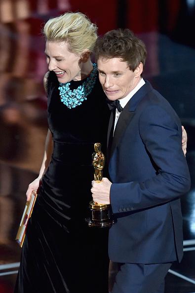 Alexander McQueen - Designer Label「87th Annual Academy Awards - Show」:写真・画像(19)[壁紙.com]