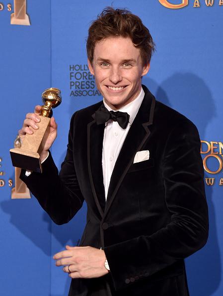 Golden Globe Award「72nd Annual Golden Globe Awards - Press Room」:写真・画像(15)[壁紙.com]