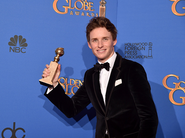 The Beverly Hilton Hotel「72nd Annual Golden Globe Awards - Press Room」:写真・画像(15)[壁紙.com]