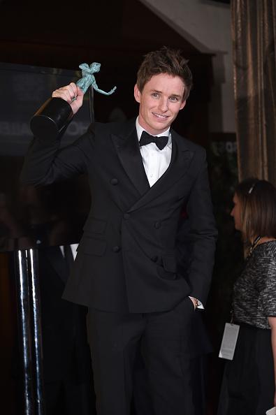 Three Quarter Length「21st Annual Screen Actors Guild Awards - Press Room」:写真・画像(16)[壁紙.com]