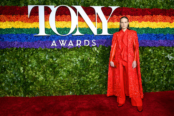 Total Look「73rd Annual Tony Awards - Red Carpet」:写真・画像(17)[壁紙.com]
