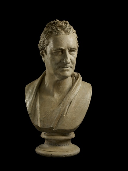 Model - Object「Bust Of Sir Andrew Snape Hamond」:写真・画像(14)[壁紙.com]