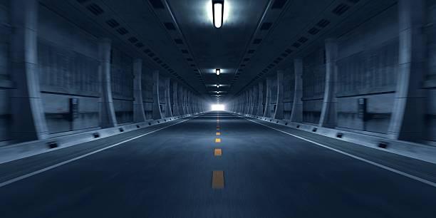 Road Tunnel:スマホ壁紙(壁紙.com)