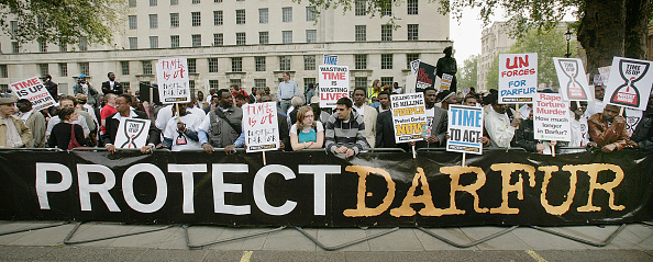 Protection「Global Day Of Action Marks Darfur Conflict」:写真・画像(17)[壁紙.com]