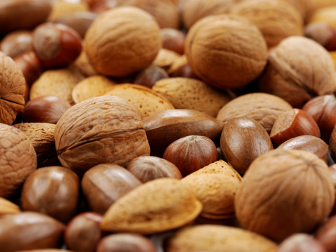 chestnut「Mixed nuts」:スマホ壁紙(0)